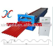 XFD750 Roll Forming Machine