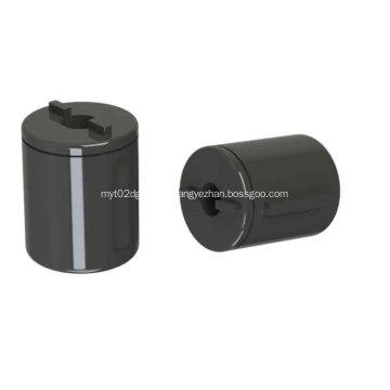 Plastic Hinge Barrel Damper For Auto Cosmetic Mirror