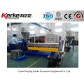 Machine de fabrication de pellets à bois à double vis à usage professionnel