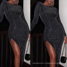 Women Split Tight Evening/Party/Wedding Long Dress