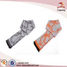 Hot 100% Jacquard Silk Made In China Pashmina Scarf Wholesaler