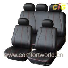 Housse de siège en cuir pour voiture (SAZD03839)
