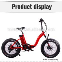 MOTORLIFE 20Zoll Fett Reifen E-Bike Falten