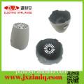 Piezas de aluminio de la bombilla llevada para el downlight llevado