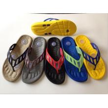 Mais recentes homens sandália EVA chinelo jardim sapatos (BR8002-2 40-45)