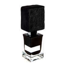 Ad-P457 Spray Perfume Glass Bottle Hecho a mano de madera Cap 30ml