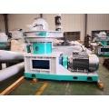 Машина для производства гранул биомассы