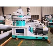 Máquina de pellets de biomasa de operación simple