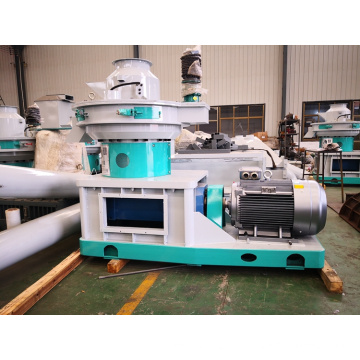 Simple Operation biomass pellet machine