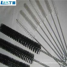 Escova de limpeza de fio de aço elástico de fornecimento direto da fábrica