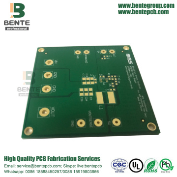 High Definition For for Thick Copper Pcb 5oz Thick Copper PCB FR4 Tg150 2-layers export to Poland Factories