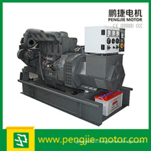 Small Volume Isuzu Engine Series Open Type Diesel Generator Sets