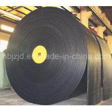 Coton résistant à l'huile toile caoutchouc bande transporteuse