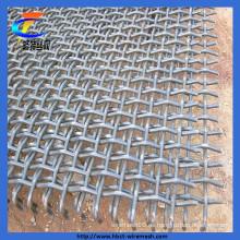 Red de alambre cuadrada de malla de alambre prensado (CT-2)