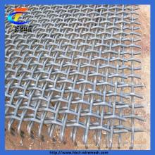 Square Wire Netting Crimped Wire Mesh (CT-2)