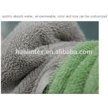 Microfibra Toalla de cocina de lana coral