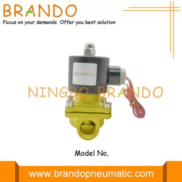 Válvula solenóide de água UW-15 2W160-15