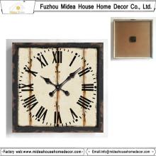 Novo Produto Decorativos Wall Clock Madeira