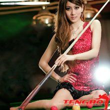 Factory made high quality maple TB-JY-9 snooker cue