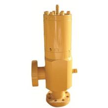 Válvula de estrangulación hidráulica
