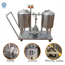 200l CIP washing machinery cip machine for beer brewing system