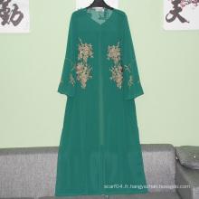 Hot Sale High quality Abaya Designs au Pakistan Islamic Burqa Designs Images Long Dress Muslim Wholesale