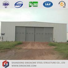 Sliding+Door+Portal+Frame+Structure+Aircraft+Hangar