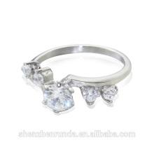Alibaba fournisseur 2014 anneau de fiançailles en diamant à la mode