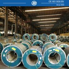 Bobines en acier galvanisé standard ISO