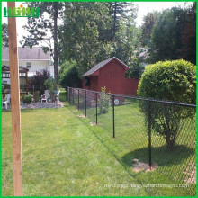 Cheap and fine hot sale chain link garden fence