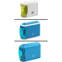 4AA Battery Supply Pencil Sharpener