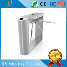 ESD Entry Keluar dari Biometric Waist Heavy Turnstile