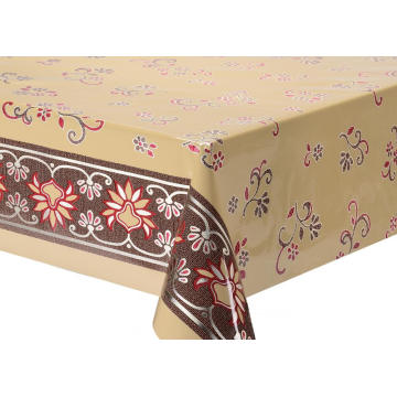 Nappe Double Face Emboss Gold Gold Silver