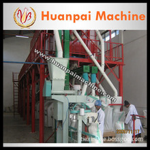 50TPD flour milling machine