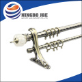 Expanding Decorative Curtain Pole Set