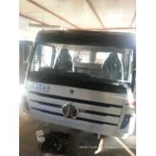 North Benz Beiben Ng80b Kabine mit einem Schlafwagen