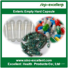 Enteric Empty hard capsule