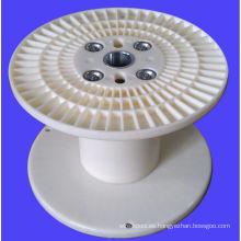 Fábrica de carretes Jiangsu, bobina de carrete de plástico de 300 mm