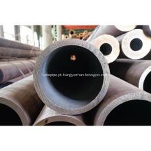 Tubulação de aço sem costura em carbono laminado a quente ST44