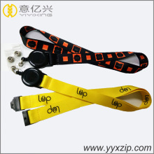 custom advertising string medal logo lanyard