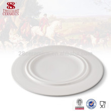 Japanese dinner plates large tray porcelain round dish hot sale