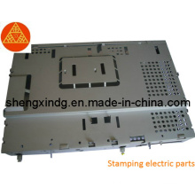 Metal Electric Chassis Stamping Cover Punching Parts (SX085)
