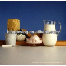 Conservateur pour les produits laitiers