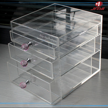 Wholesale clear plexiglass acrylic body jewelry display case