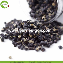 Factory Hot Sale Fruit Black Dryried Wolfberry
