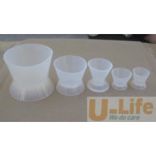 Dental Silicone Mixing Cup Bowl (No Sticking Mixing Cup)
