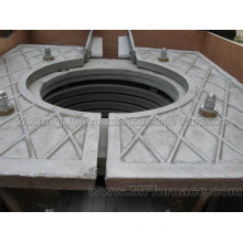 Copper Melting Induction Furnace, Aluminum Shell