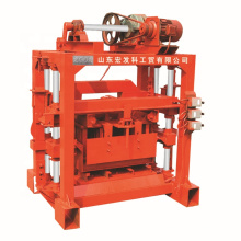 Good Quality Manual Type QTJ440 Block Machine & Tile Making Machine