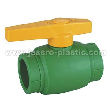 PPR Fittings-PPR NEW STYLE BALL VALVE