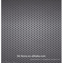 plaque d'acier inoxydable 3mm épaisseur 50% ouverture taux de perforation maille